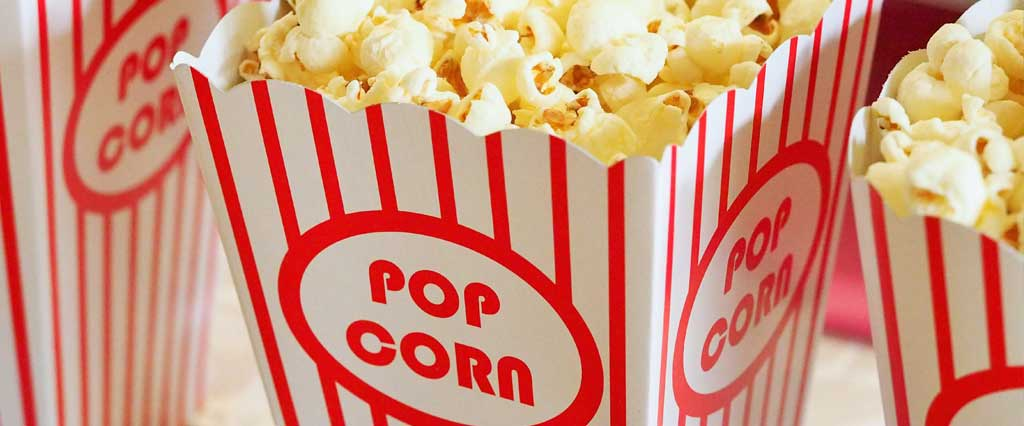 Speed Draw video gallery popcorn